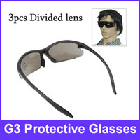Wholesale G3 Protective Glasses UV400 Protection Independent Lens in one packaging the price is for