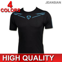 Wholesale men s t shirt men sport short sleeve t shirt quality top tee LSL070