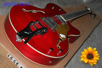 classic guitar - NEW Red Classic Jazz Guitar OEM Chinese Guitar HIgh Quality Best