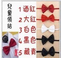 animal print neckties - 5 designs children ties necktie choker cravat boys Printing bow tie baby bow dandys