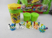 Wholesale trash pack models mix New can Rotation Trash rubber toys funny toys box set