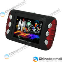 "12V Radio Tuner All 2.4"" HD TFT Screen 4GB Car MP4 MP5 Player with FM Transmitter Remote Control Car MP3 player"