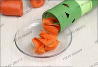 kitchen utensils - LLFA219 set New Vegetable Fruit Twister Cutter Slicer Processing Kitchen Utensil