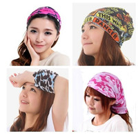 Wholesale women men Outdoor riding equipment Scarves Variety seamless shells sunscreen scarf magic scarf men and women scarves not fade