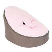 Wholesale original doomoo seat home fabric pink baby bean bag chair doomoo beanbag seat