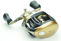 Wholesale D2 WOC12 BB RB bait casting reels fishing reels lure Tackle