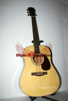 Wholesale 41 Natural color Chinese acoustic guitar guitar for sale