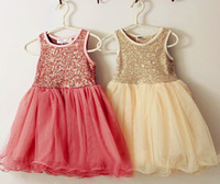 2013 Girl's Dresses Girls Dress Sequins High - grade Princes...