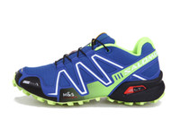 Wholesale China Post air new arrival Colors salomon Running shoes man sport running shoes mens sneakers with box