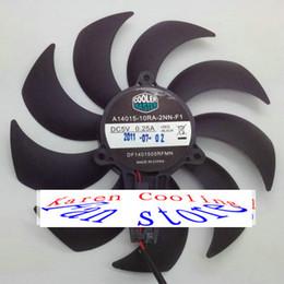 Wholesale Cooler A14015 RA NN F1 DF1401505RFMN cm V USB powered fan notebook base Radiator Fan