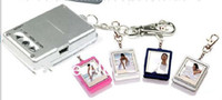 Wholesale 70pcs quot inch Digital LCD Photo Frame Picture with Keychain Supports Windows system