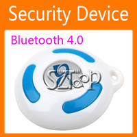 Wholesale SC iphone4 S Bluetooth Anti Loss Security Device alarm Wireless Bluetooth MINI Speaker