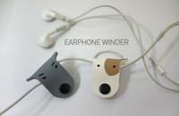 Wholesale Earphone Headphone Cable Lead Winder Dog Bull Terrier