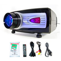 Wholesale Home Theater Multimedia LCD Projector P Support i P P i P