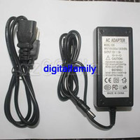 Wholesale 12V5A AC110 V to DC Power Supply AC Adaptor Line Minch for LED Strip W