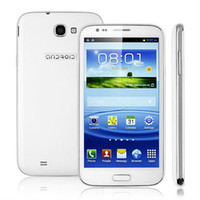 Wholesale Haipai N7889 Smart Phone inch HD Screen MTK6589 Qand Core Android G G G MP Camera White