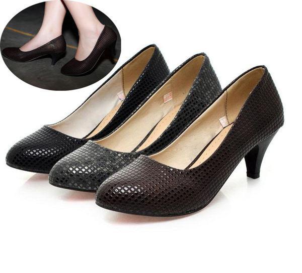 Worx Women's Slip Resistant Work Shoe