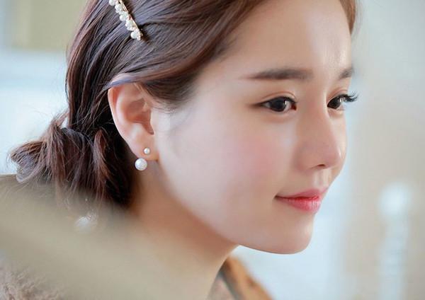 Pearl Stud Earrings Wholesale Wholesale Women Pearl Studs