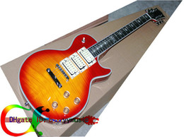 Wholesale Custom Shop Ace Frehley Electric Guitar in Cherry burst Promote fast delivery OEM guitar Remarks