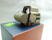 Wholesale Holographic Red Dot Sight Scope XRY Free Neoprene Scope RifleScope Spotting Scope Tan