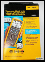 Wholesale Fluke Fluke F287 true rms Electronics Logging Multimeter