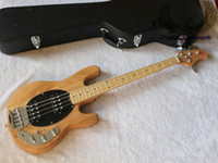 Wholesale strings bass electric wooden bass guitar