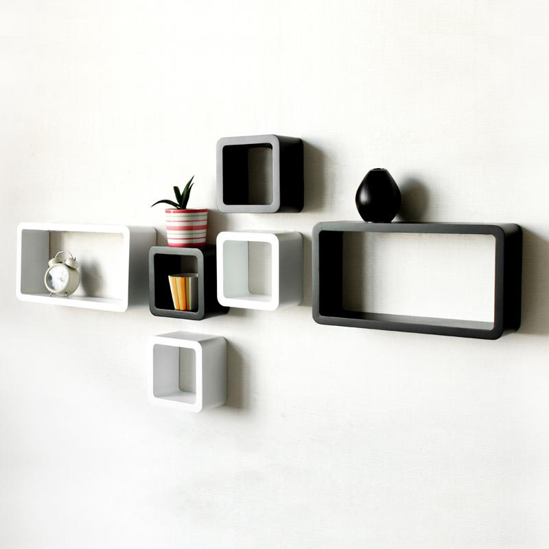 Wall Decor Sets Frames and Shelves