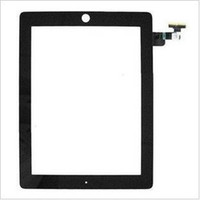 Wholesale Black Original FOR IPAD2 LCD TOUCH SCREEN DIGITIZER ASSEMBLE