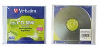 700MB blank cd - Verbatim rewritable CD RW blank recordable disc Blank CD Discs M X CD RW discs Piece Box Genuine original steve2050