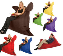 Wholesale Multifunction bean bag chair outdoor and indoor beanbag cushion lazy sofa relaxing chair big size cm