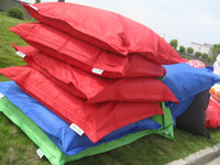Wholesale Assorted colors bean bag outdoor and indoor beanbags