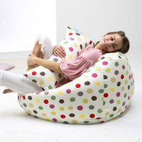 bean bag chairs for adults - Sprinkle dots bean bag chair adults beanbag seat can be used for outdoor amp indoor