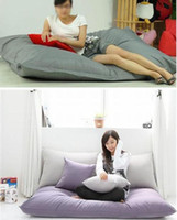 big floor pillows - Waterproof floor beanbag cushion big pillow bean bags can be used for outdoor amp indoor