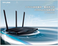 Wholesale tl wr2041n WR2041N Mbps Wireless Router High Power IEEE n IEEE g IEEE b IEEE IEEE u