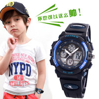 Wholesale Multifunction sports watch Pasnew PSE0048GB For Child Kid s watch Children Calendar Children s day gift