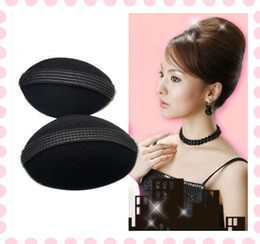 Wholesale BUMP IT UP Volume Velcro Hair Base Inserts Beehive Princess Styler Hair Tool Set