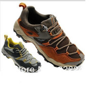 Wholesale sports outdoor ultra light breathable outdoor shoes walking shoes hiking shoes men