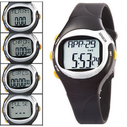 Wholesale Calorie Heart Rate Watch Monitor Pulsometer Chronograph