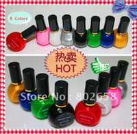 Wholesale colors high quality ml pc Konad Nail Art Stamp Stamping Special Polish