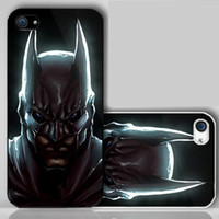 Superhero Superman Avengers Hard Plastic Case For Iphone 5 5...