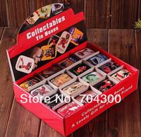 Wholesale Storage tin candy tin box vintage European memory series quality iron case storage case