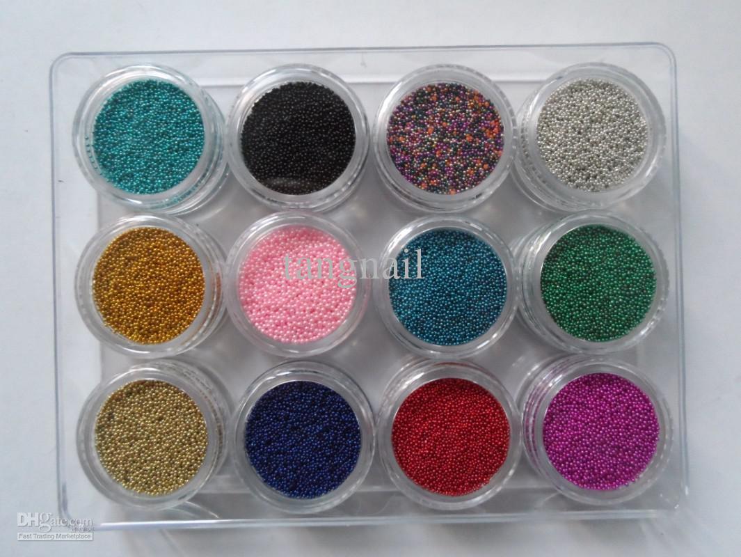 Konad Nails New Fashion Caviar