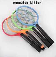 Wholesale New Electronic Mosquito Insect Bug Electric Fly Zapper Swatter Eu AL Plug