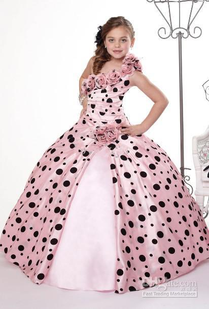 Polka Dot Formal Dresses