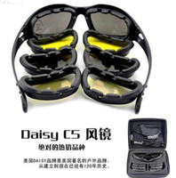 accessories airsoft goggles glasses - Daisy C5 Not C3 or C4 Desert Storm Sunglasses lenses Goggles Tactical Eyewear For Airsoft Cycling Riding UV400 Glasses Eyewear