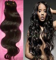 Wholesale AAA brazilian virgin Remy Hair Weft mixed length inch Human Virgin Remy Hair Weft Weave
