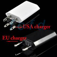 Wholesale USB Wall Charger EU US Power AC Adapter for Flytouch Sanei N10 Onda Ainol Novo Tablet pc