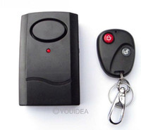 Wholesale New hot Wireless Remote Door Window Motorcycle Motorbike Scooter Anti theft Security Alarm