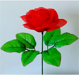 New Arrival Simulation Artificial Single Branch Silk Rose Flowers for Wedding Bouquet Home Decoration Free Shipping