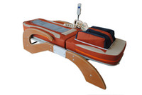 Wholesale Newest design combining the function of massage bed and massage chair low shipping cost